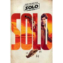 Solo: Egy Star Wars-történet plakát - Teaser