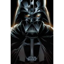 Csillagok háborúja plakát - Darth Vader Comics