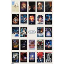 Star Wars plakát - Star Wars plakát kollekció