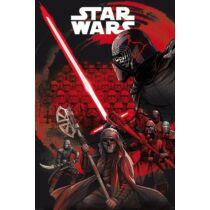 Star Wars: Skywalker kora plakát - Kylo Ren