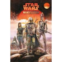 Star Wars: The Mandalorian plakát
