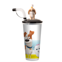 A kis kedvencek titkos élete 2 pohár és Daisy topper
