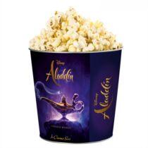 Aladdin dombornyomott popcorn vödör