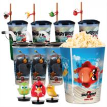 Angry Birds ajándék Fan csomag