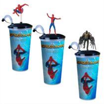 Pókember: Hazatérés pohár és topper szett