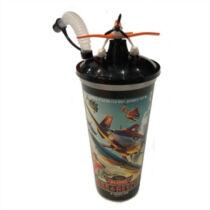 Repcsik: A mentőalakulat pohár és Rozsdás topper