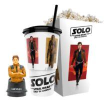 Solo: Egy Star Wars-történet pohár, Solo topper és popcorn tasak