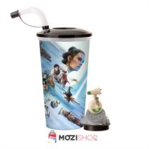 Star Wars: Skywalker kora pohár és D-O topper
