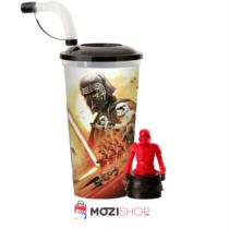 Star Wars: Skywalker kora pohár és Vörös rohamosztagos topper
