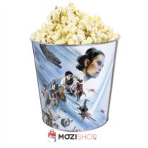 Star Wars: Skywalker kora dombornyomott popcorn vödör II.