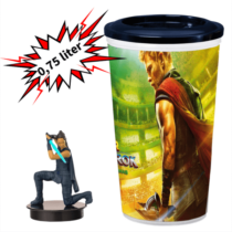 Thor: Ragnarök pohár és Valkyrie topper