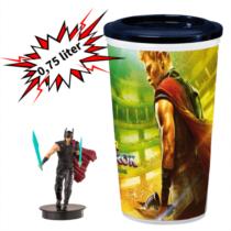 Thor: Ragnarök pohár és Thor topper