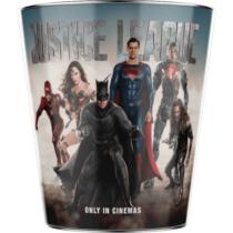 Az Igazság Ligája dombornyomott popcorn vödör - A karakterek