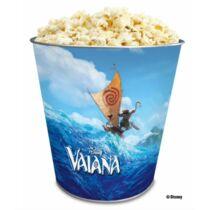 Vaiana dombornyomott popcorn vödör