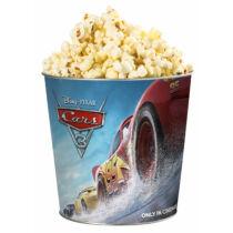 Verdák 3 fém popcorn vödör