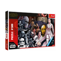 Star Wars: Skywalker kora puzzle - 500 db-os