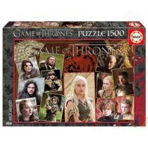 Trónok harca karakterek puzzle 1500 darabos