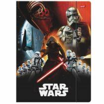 Star Wars: Az ébredő Erő gumis mappa A/4
