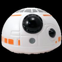 Star Wars: Az utolsó Jedik BB-8 popcorn tartó