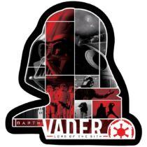 Star Wars - Darth Vader formapárna, díszpárna