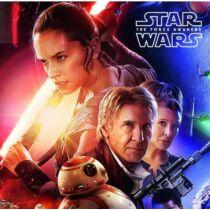 Star Wars: Az ébredő Erő díszpárna