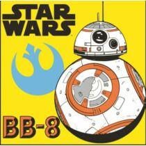 Star Wars plüss párna, díszpárna - BB-8
