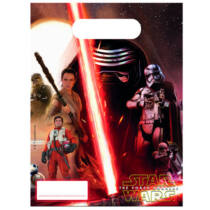Star Wars: Az ébredő Erő party tasak 6db-os szett