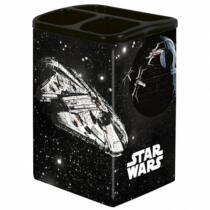 Star Wars: Millennium Falcon asztali fém ceruzatartó