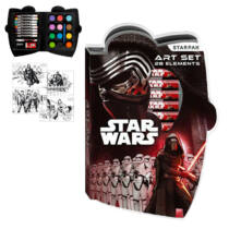 Star Wars kreatív szett, rajzkészlet
