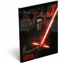 Star Wars papírfedeles notesz A/6 - Kylo Ren