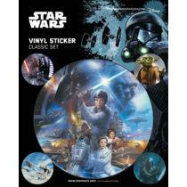 Star Wars matrica szett - Klasszikus