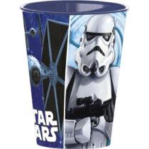 Star Wars műanyag pohár - Darth Vader és rohamosztagos