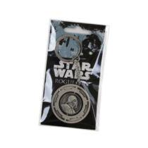 Zsivány Egyes - Darth Vader fém kulcstartó