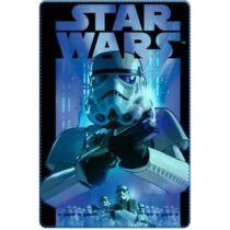 Star Wars polár takaró, ágytakaró - Rohamosztagos