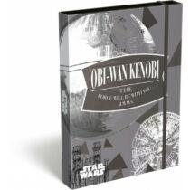 Star Wars füzetbox A/4 - Obi-Wan Kenobi Fashion