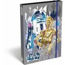 vStar Wars füzetbox A/4 - Star Wars füzetbox A/4 - Droidok