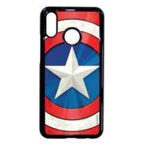 Marvel Amerika Kapitány pajzsa Huawei telefontok