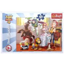 Toy Story 4 Játékra fel! 30db-os puzzle