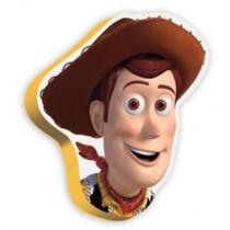 Toy Story 4 Woody velúr forma párna 35 cm-es