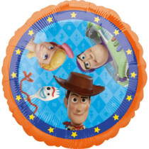Toy Story 4 fólia lufi 43 cm