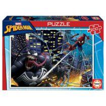 Marvel Pókember Venom ellen puzzle, 2x100 darabos