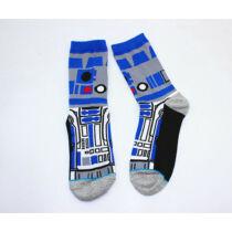 Star Wars R2-D2 felnőtt zokni (37-43 méter)