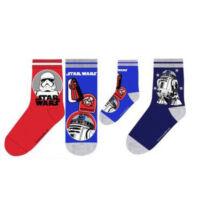 Star Wars gyerek zokni szett (23-26 méret)