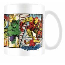 Marvel Comics bögre