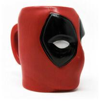 Deadpool 3D bögre