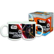 Star Wars Darth Vader porcelán bögre