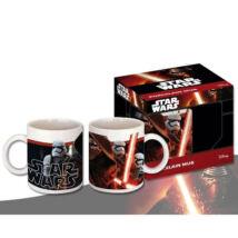 Star Wars Kylo Ren porcelán bögre