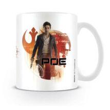 Star Wars: Az utolsó Jedik bögre - Poe Dameron