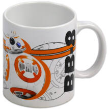 Star Wars BB-8 porcelán bögre