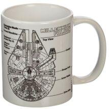 Star Wars - Millennium Falcon bögre